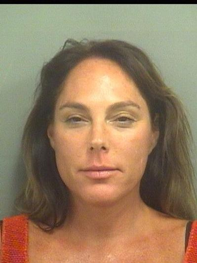 Felise Shteif, Courtesy Palm Beach County Jail.