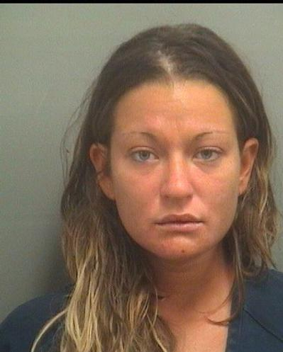 Delilah Sinopoli, Courtesy Palm Beach County Jail.