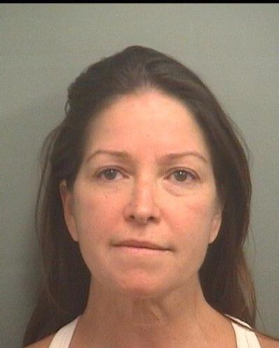 Kris Summas, Courtesy Palm Beach County Jail.