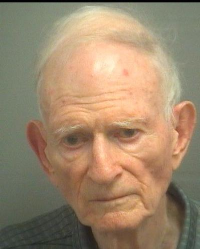 Arthur Ziskend, Courtesy Palm Beach County Jail.
