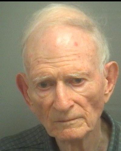 Arthur Ziskend, Courtesy Palm Beach County Jail.