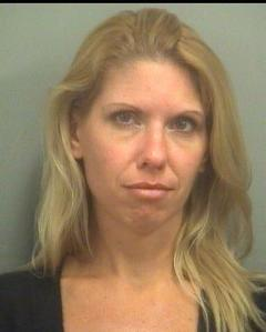Joanna Sadowski, Courtesy Palm Beach County Jail.