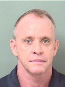Stephen Campbell, Courtesy Palm Beach County Jail.