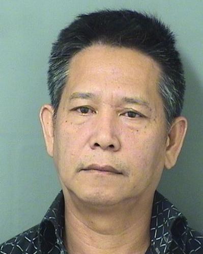 Quynh Van Nguyen, Courtesy Palm Beach County Jail.