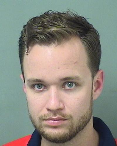 Thomas Daly, Courtesy Palm Beach County Jail.
