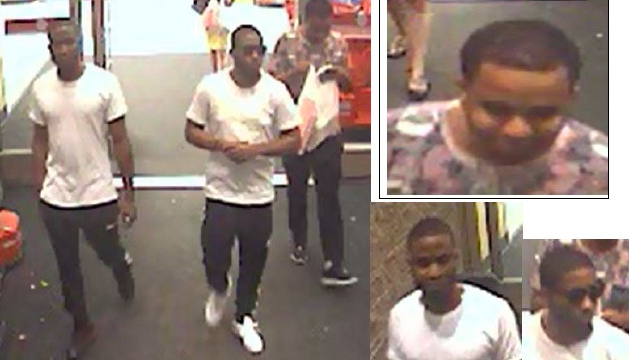 Know who they are? Call Boynton Police.