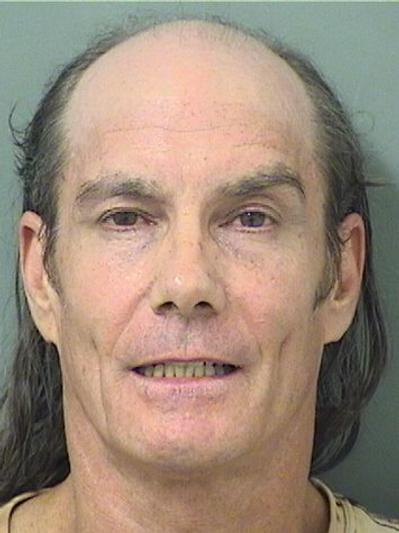 Cole Geyer, Courtesy Palm Beach County Jail.