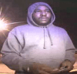 WHO IS HE? If you know, please call PBSO or CrimeStoppers.
