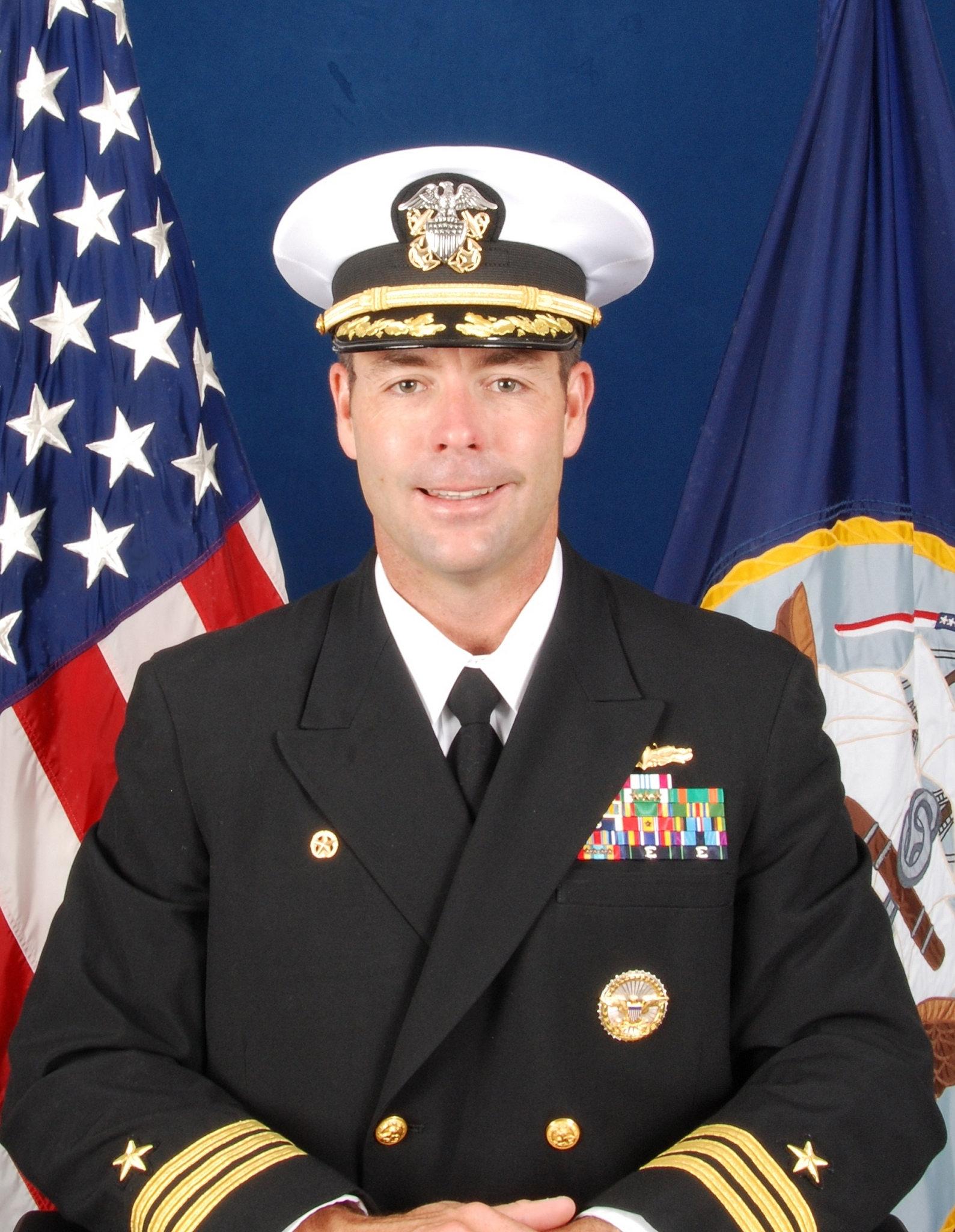 Boca Raton Native Dennis Farrell Leaves Command Of Uss