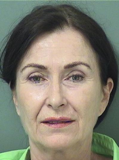 Jane F Macdonald DUI