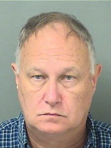 Dennis Blake, Courtesy Palm Beach County Jail.