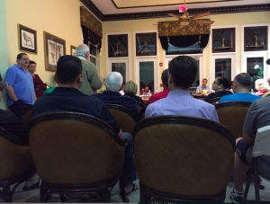 Boca Falls HOA Meeting