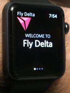 Apple Watch TSA