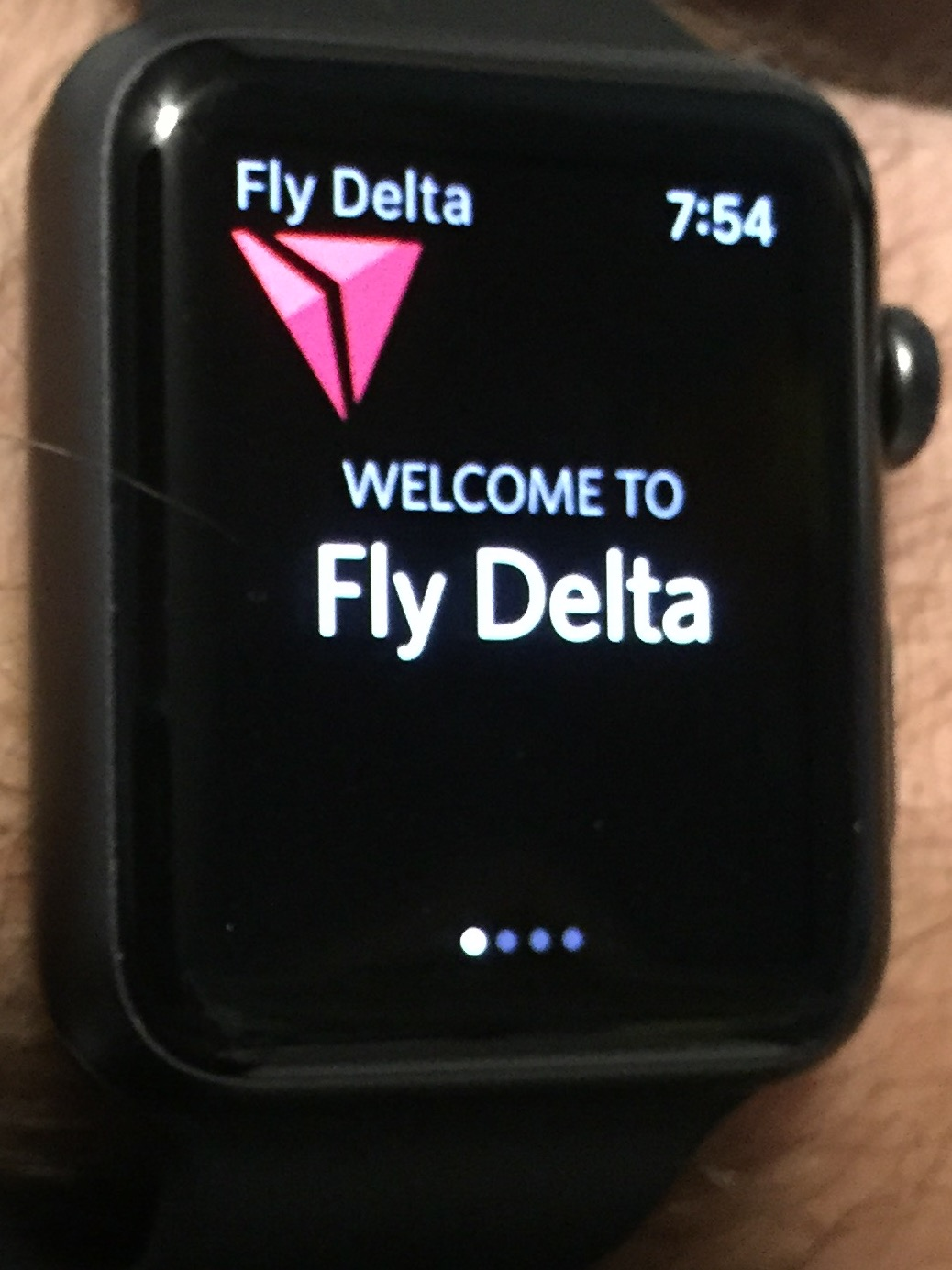 Apple Watch TSA
