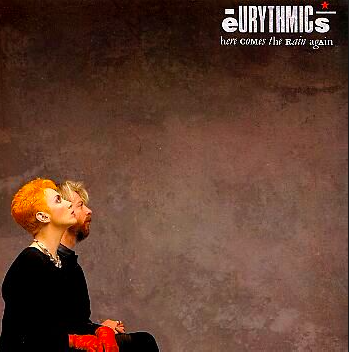 Eurythmics Here Comes The Rain Again
