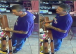 This man is wanted by PBSO for allegedly passing counterfeit money in West Boca Raton.