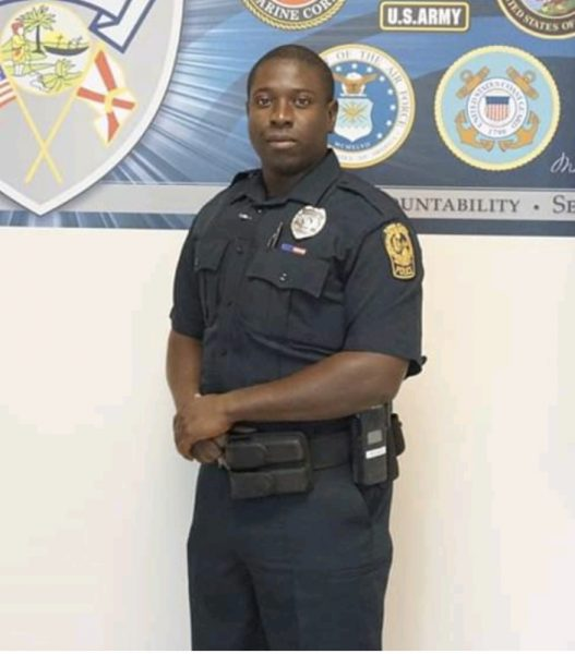 officer Larry Mackey