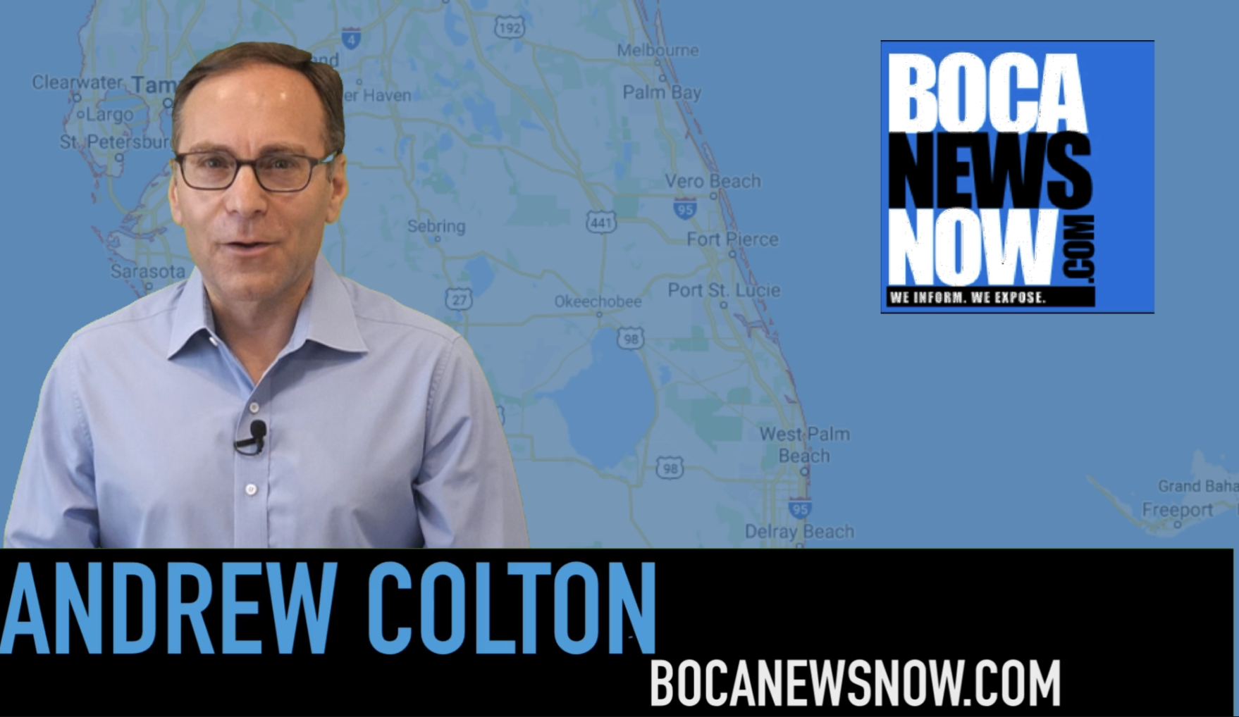 Andrew Colton News