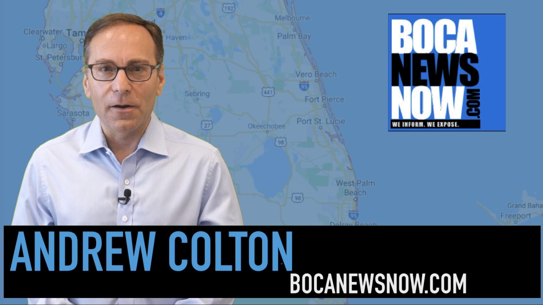 Andrew Colton TV News