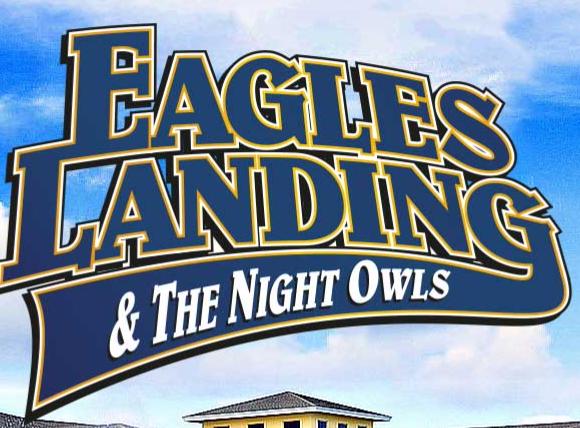 eagles landing camp