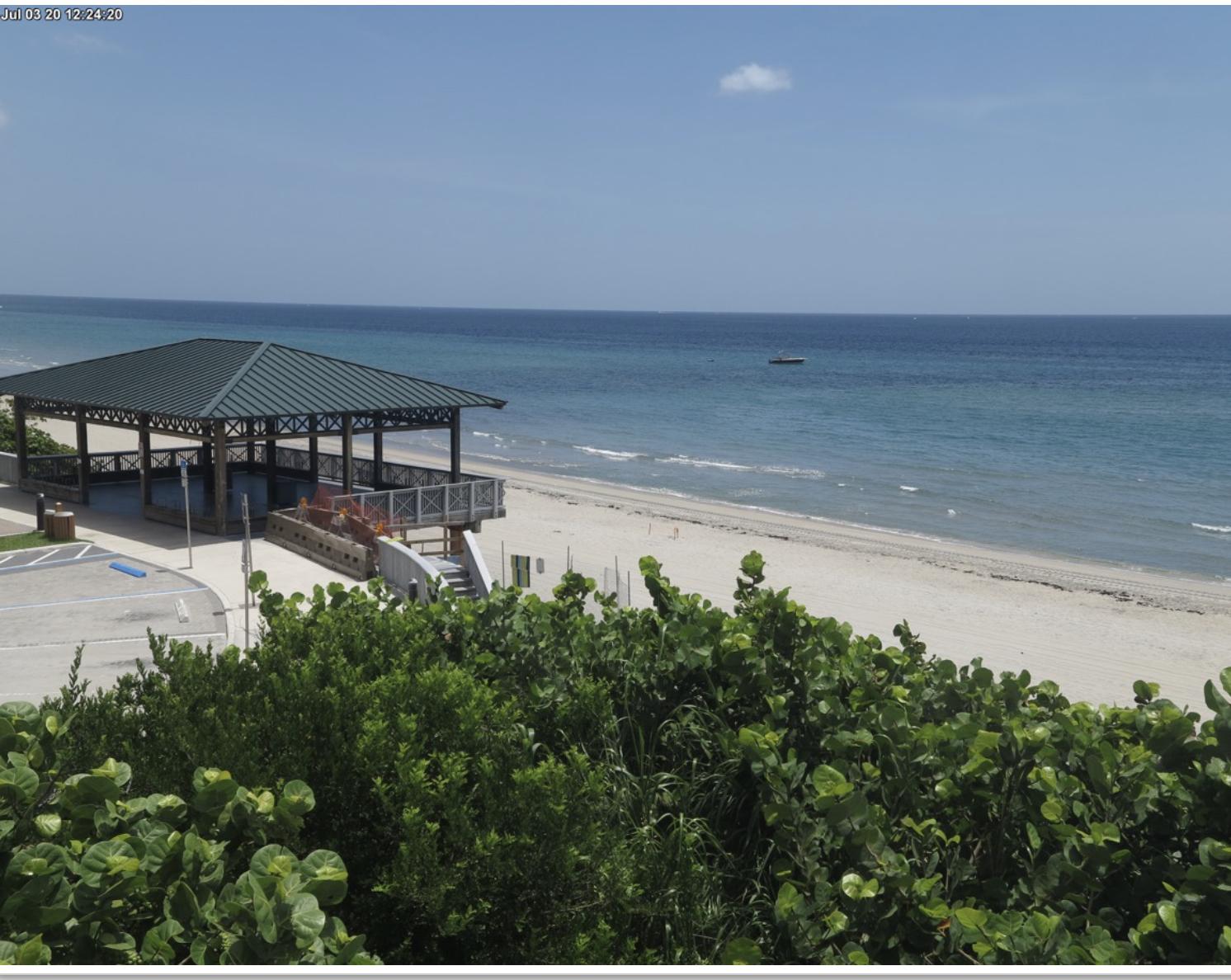 boca raton beach closed july 29