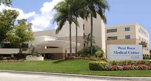 west boca medical center