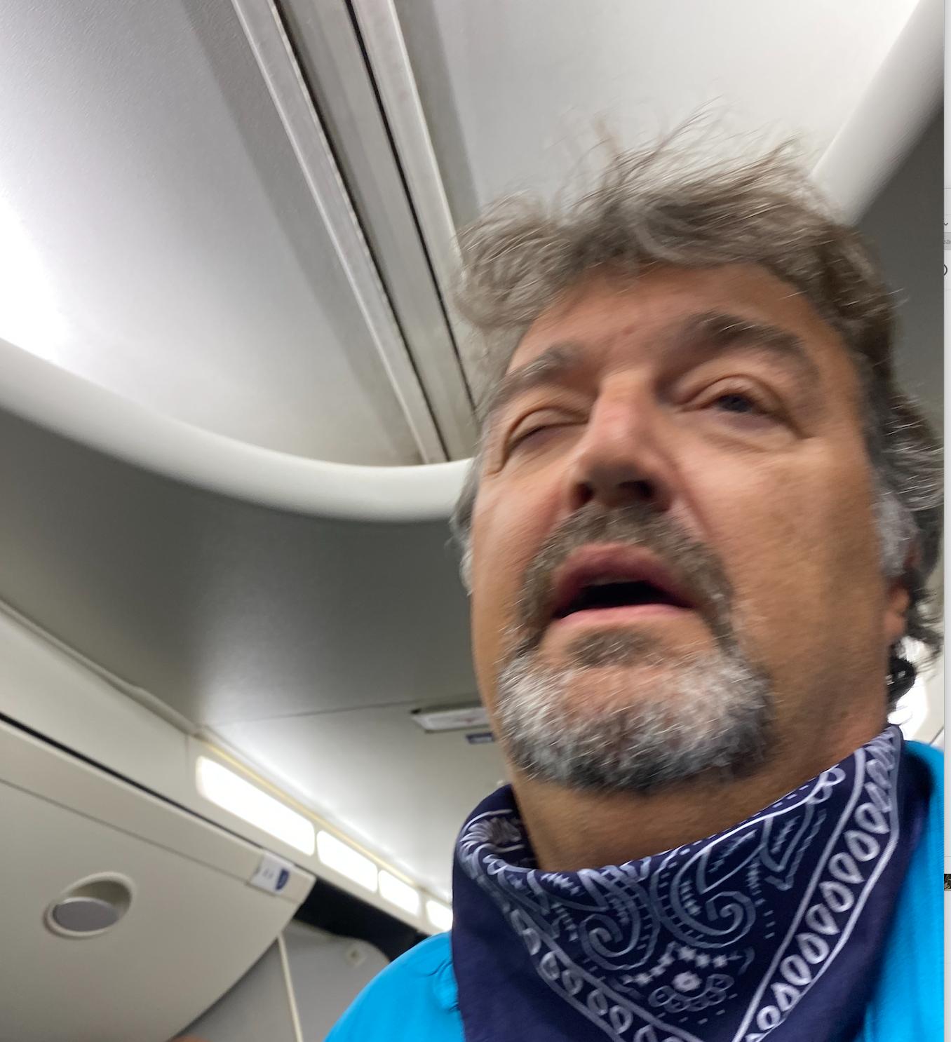 delta passenger no mask