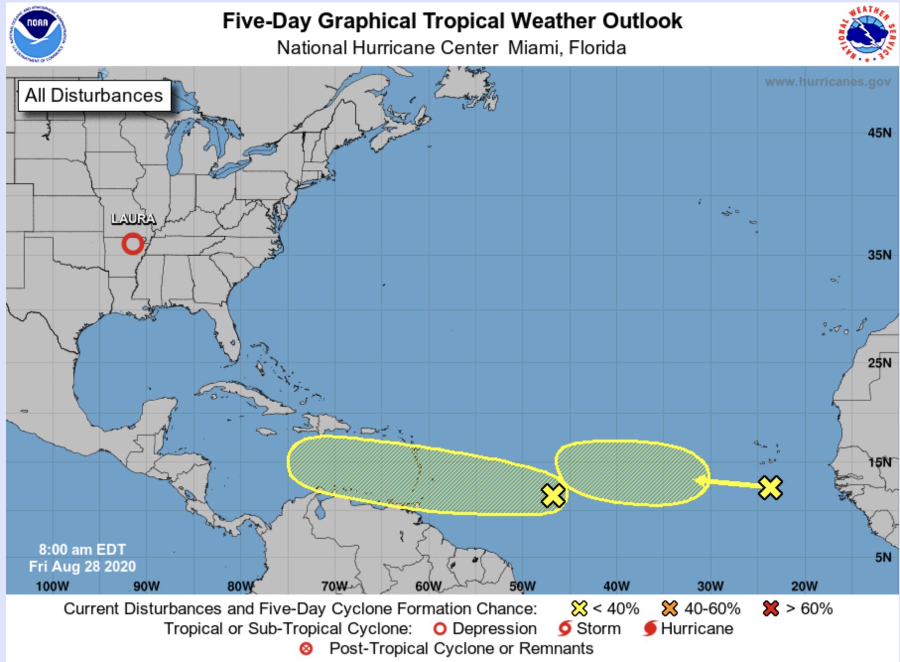 hurricane center august 28, 2020 8a