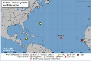 national hurricane center sunday sept 6 2020