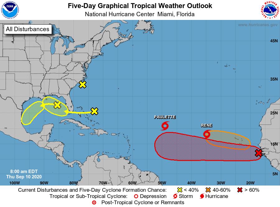 hurricane center thursday september 10