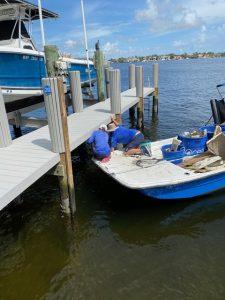 pelican lake boca trapped