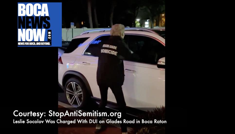 Socolov video Boca Raton antisemitism