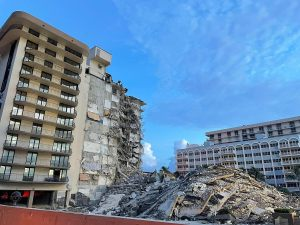 Champlain tower collapse