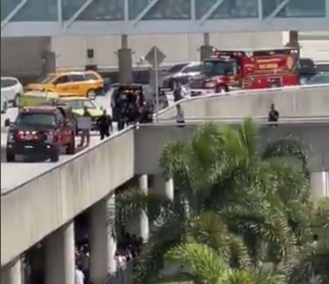 FLL Airport Evacuation