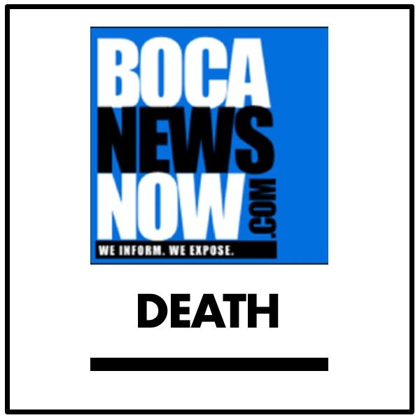 DEATH NEWS