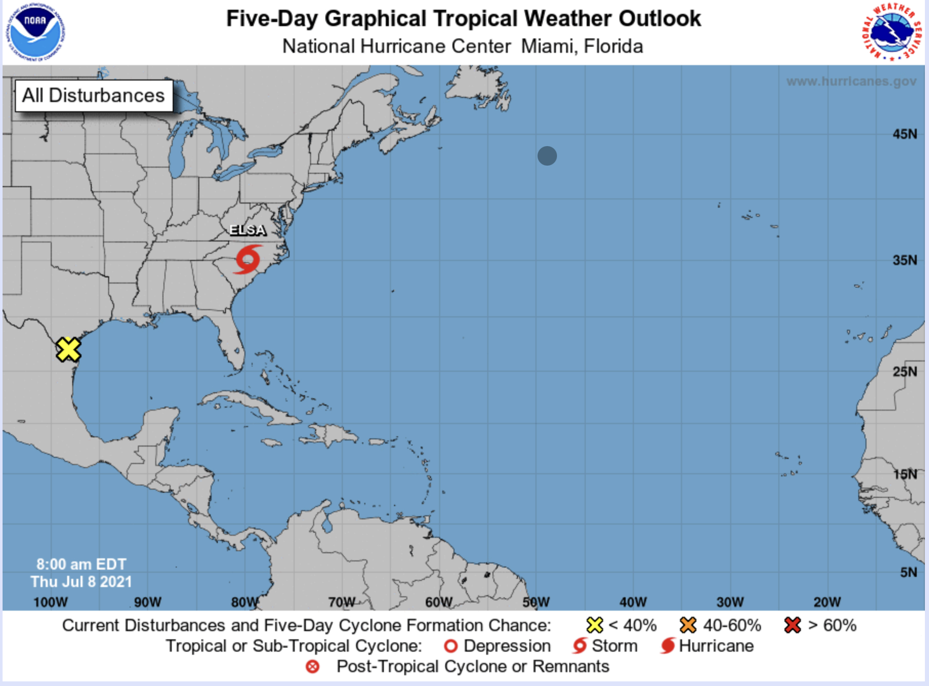 Texas system hurricane center