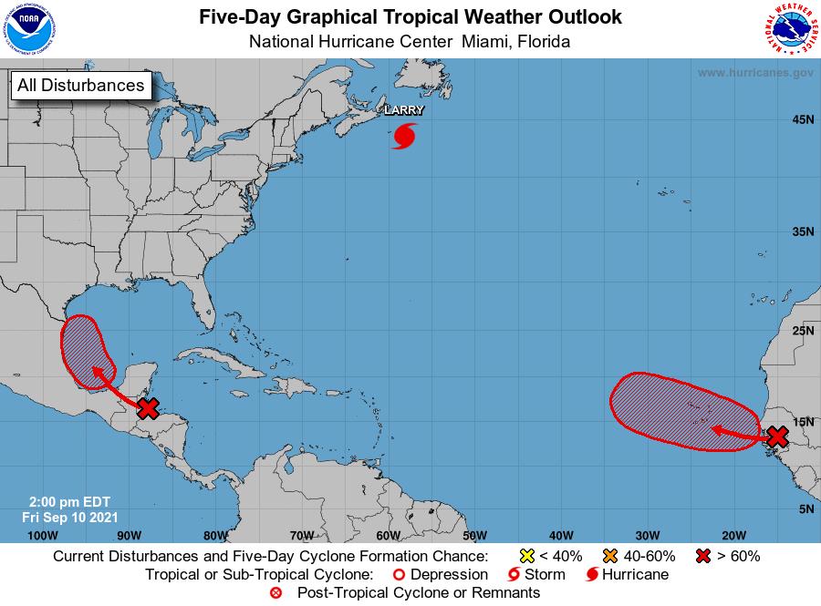 Hurricane center florida