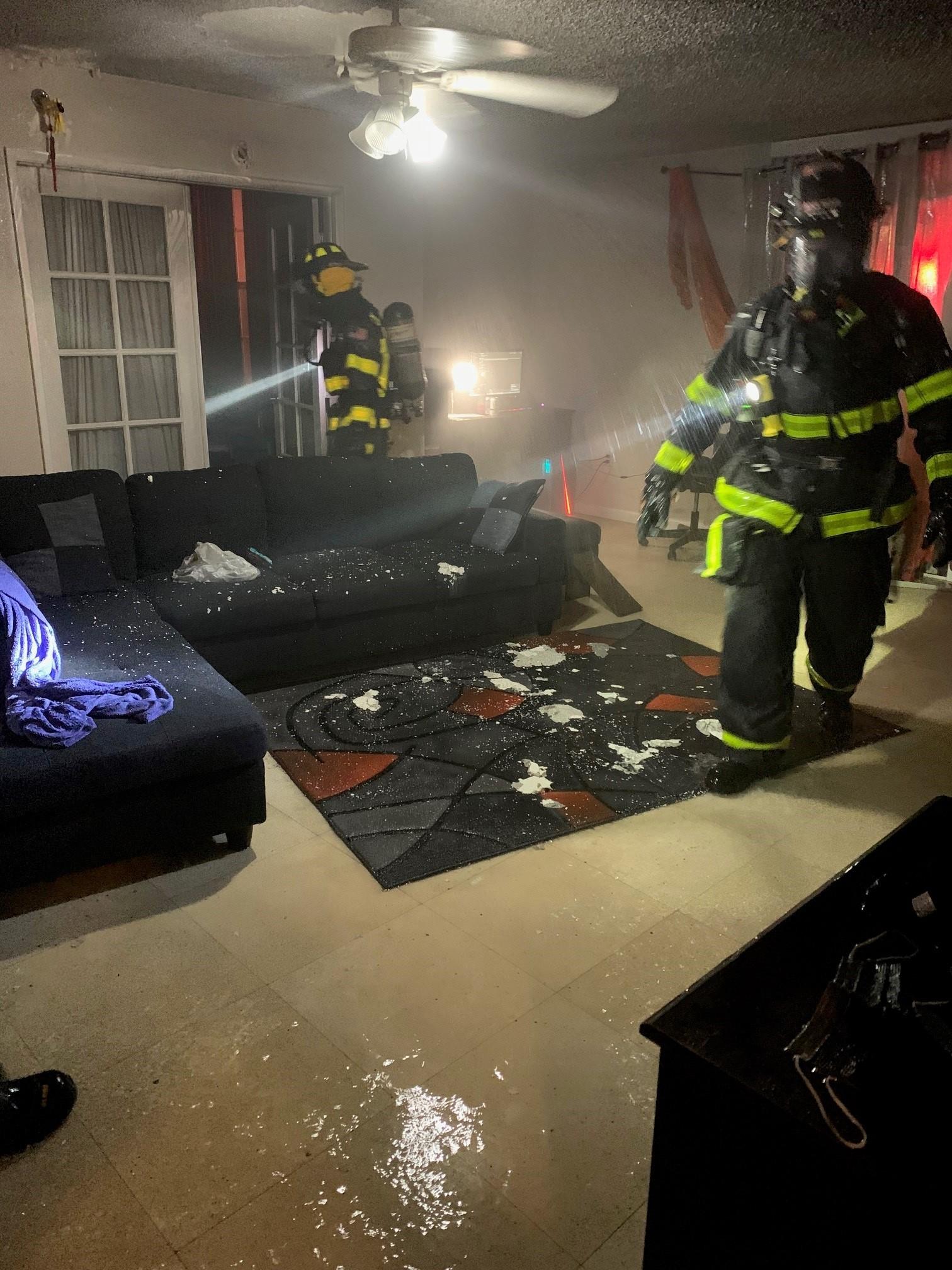 Bocar apartment fire