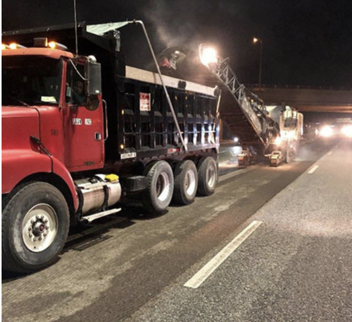 Overnight I-95 work Boca Raton